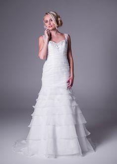 0 Formal Dresses, Wedding Dresses, Bride, Fashion, Dresses For Formal, Bride Dresses, Wedding Bride, Moda, Bridal Gowns