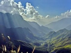 Tam Dao Mountain, Viet Nam, my country