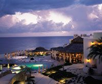 Las Ventanas al Paraiso in Los Cabos, Mexico, right on the Pacific Ocean and truly one of the most beautiful and opulent travel destinations in North America.
