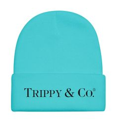 Trippy and Co. Beanie: http://shop.nylon.com/collections/whats-new/products/trippy-and-co-beanie #NYLONshop