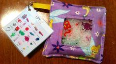 Tinkerbell I Spy Bag with Detachable Item by vintagebabypretties, $9.25