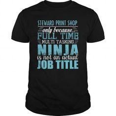 STEWARD PRINT SHOP Ninja T-shirt T-Shirts, Hoodies (19.95$ ==► Shopping Now!)