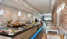 The Seafood Bar Amsterdam, van Baerlestraat