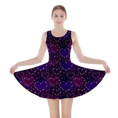 Best Christmas gifts for tweens - Galaxy Stars Skater Dress Cute Teen Outfits, Outfits For Teens, Chic Outfits, Fashion Outfits, Gothic Fashion, Christmas Gifts For Teenagers, Cool Gifts For Teens, School Fashion, Kids Fashion
