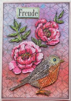 Sophie's Art: Neu neu neu...