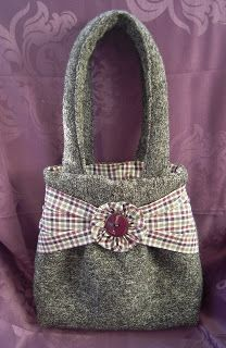 d'Inge: *** Hanni & Louise: kleine Trachtentaschen für den...