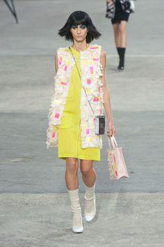 Chanel at Paris Fashion Week Spring 2014 - Runway Photos