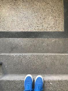 Terrazzo Flooring, Vans Classic Slip On, Berlin, Design, Stair Treads, Living Room, Projects