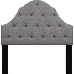Shop for Arched Taupe Fabric and Wood Queen/Full Tufted Upholstered Headboard. Get free delivery On EVERYTHING* Overstock - Your Online Furniture Shop! Queen Headboard, Panel Headboard, California King Bedding, Upholstered Beds, Tufted Headboards, Wood Dust, Bed Furniture, Pulaski Furniture, Tufting Buttons