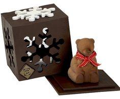 Cube surprise de l'atelier du chocolat