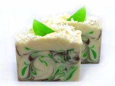 Coconut Lime Verbena Gourmet Handmade Soap