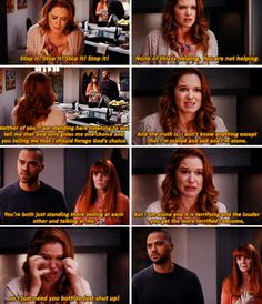 I felt absolutely horrible for April when she had to go through this Greys Anatomy Episodes, Grays Anatomy Tv, Grey Anatomy Quotes, Jackson And April, Jackson Avery, Greys Anatomy April, Grey's Anatomy Tv Show, Dark And Twisty, Tv Show Games