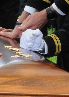 US Navy SEALs at funeral of fallen hero by AN HONORABLE GERMAN, via Flickr