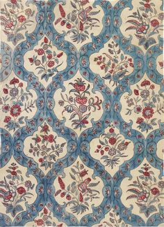 Fragments ( probably India ), mid-late 18th century - cotton Textiles collection - cooperhewitt.org