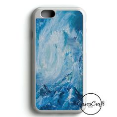 A Beautiful Painting Wave iPhone 6 Plus/6S PlusCase | casescraft