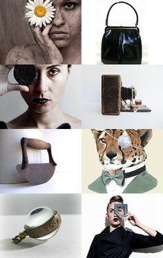 With Only One Eye, I Can See The Beauty --Pinned with TreasuryPin.com