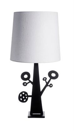 The Tree lampstand - black - Bengt & Lotta