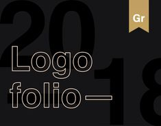 """Check out this @Behance project: """"Logofolio 2018"""" https://www.behance.net/gallery/61479745/Logofolio-2018"""
