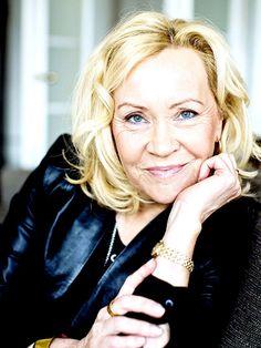 Agneta Fältskog - ABBA | Sweden