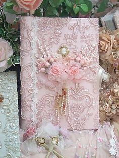 victorian wedding pictures | Home › Victorian Home Decor › Large Victorian Lace Photo Album