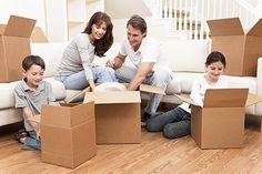 You can finish in time when you know how to pack for a move quickly.