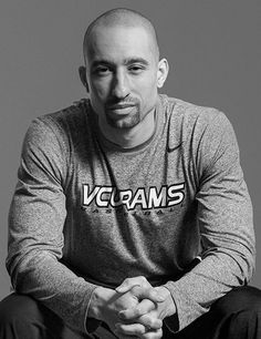 Shaka Smart - VCU Rams basketball coach. The best ever!