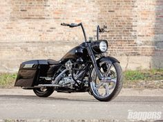 Custom Road King Baggers | Choppers Factory: avril 2012