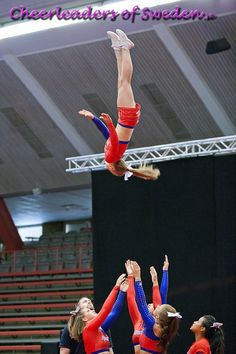 cheerleader swedish