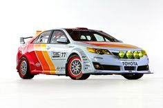 Ready to take a spin in the new Toyota Camry near Orlando? This incredible concept car will be unveiled at SEMA 2013, but you can get the scoop on the CamRally right now!   http://blog.orlandoautomotivefamily.com/2013/toyota-camry-near-orlando-gets-new-rally-style/