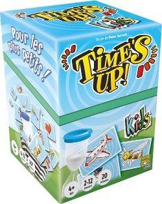 jeux de société pour enfant - time's up kids