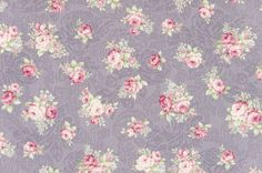 Cosmo Cotton Jacquard Fabric  ap42701-1d Roses on purple