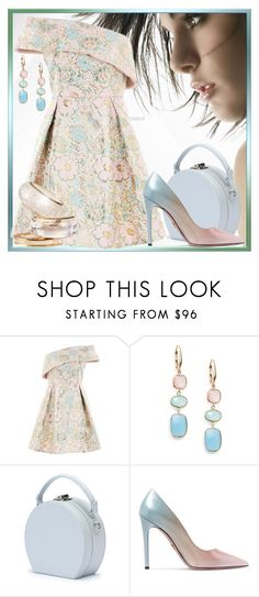 """""""Soft and Sweet"""" by doozer ❤ liked on Polyvore featuring Topshop, Saks Fifth Avenue, Handle, Prada and Givenchy"""