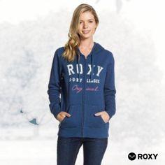 Roxy Gary B Womens Zip Hoody