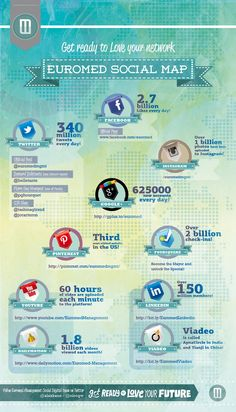 2012-07 Discover Euromed Management's Social Map! http://digital.euromed-management.com/