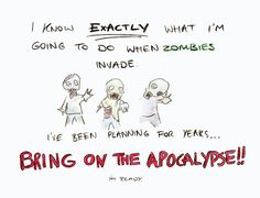 How would YOUR car fare in the zombie apocalypse?