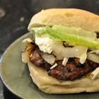 mediterranean lamb burgers..omit ginger and they are delish!