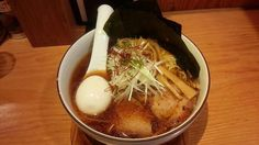 麺や ひだまり@日暮里 全部入り醤油らぁ麺1,020円