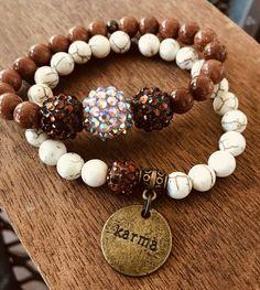 Beaded Bracelets, Jewelry, Style, Fashion, Swag, Moda, Jewlery, Jewerly, Fashion Styles