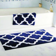 Fabulous forest green bathroom rug sets for your home