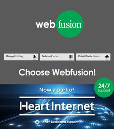 Webfusion has won multiple awards for providing excellent hosting services since 1997. They operate their data center in the UK and still continually investing in global infrastructure for power and resilience of network. It is one of the largest web hosts in the industry. Also, the company delivers latest innovations and helps businesses to unlock the full potential of the website. Their technical support is outstanding and ensures optimum level of efficiency.