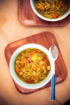 This soup is traditionally eaten during the Muslim holiday of Ramadan. It can also be a good winter dish! Harira | ChopChop Magazine