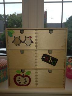 Ikea storage box design