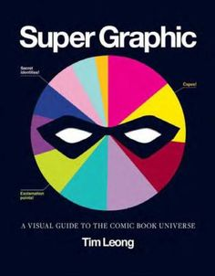 """""""This book by one of Wired magazine's art directors traverses the graphic world through a collection of pie charts, bar graphs, timelines, scatter plots, and more.  From a colorful breakdown of the DC Comics reader demographic to a witty Venn diagram of superhero comic tropes, this book charts the most arbitrary and monumental characters, moments, and equipment of the wide world of comics."""""""