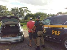Traficante é preso com mais de 130kg de droga comprada em Camaquã