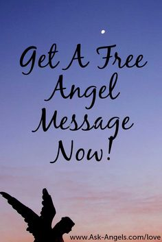 Get A Free Angel Message Now!   >>  http://www.ask-angels.com/love
