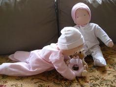 waldorf dolls by Lilia-Atelier