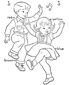 Best Coloring: Free tap dancing coloring pages - Amazing Coloring sheets - Camping Coloring Pages, Dance Coloring Pages, Coloring Pages For Boys, Coloring Book Pages, Coloring Sheets, Fabric Painting, Body Painting, Dark Fantasy Art, Cute Couple Art