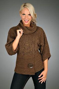 Love the fall sweater!