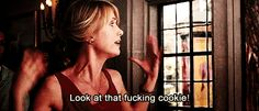 Me and cookies. All the time.