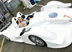 Model- Paula Tumala  360 horsepower